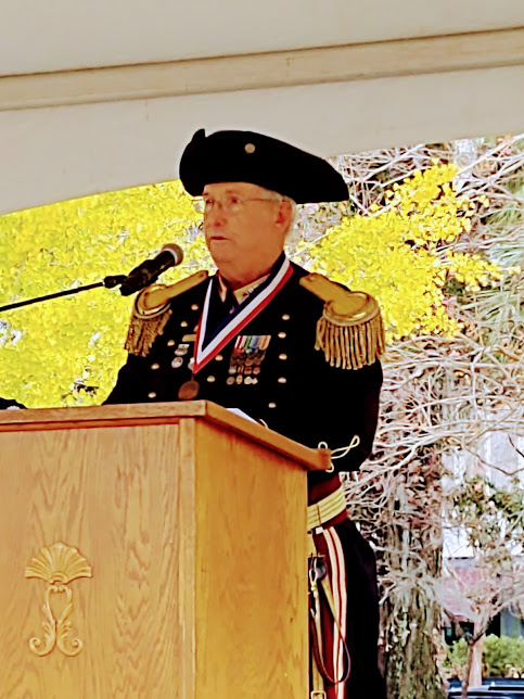 Washington Light Infantry Commander MG Henry Siegling