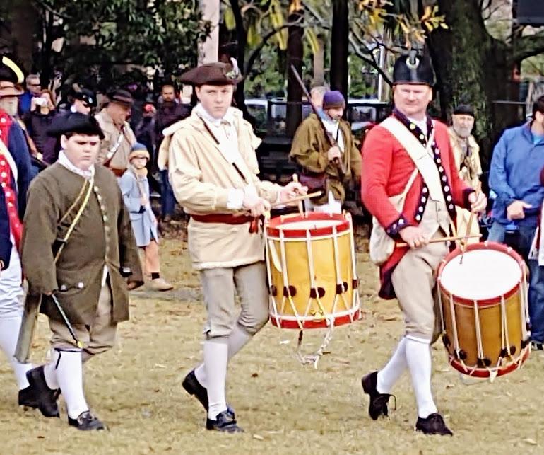 Patriot Drummers